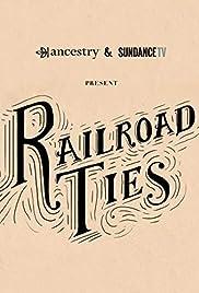 Railroad Ties Poster