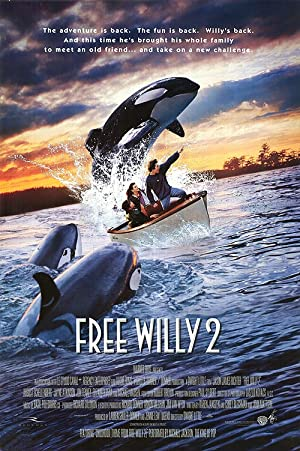 Free Willy 2: The Adventure Home Poster Image