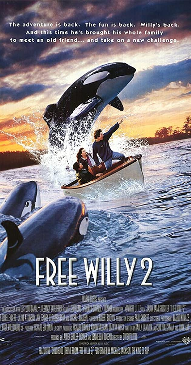 free willy 2 where was it filmed