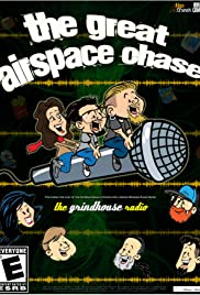 GHR: The Great Airspace Chase Poster