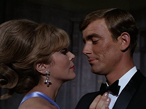 Barbara Bain and Eric Braeden in Mission: Impossible (1966)