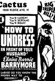 How to Undress in Front of Your Husband Poster