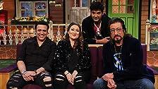 Govinda & Shakti Kapoor in Kapil's Show