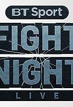 BT Sport Fight Night Live