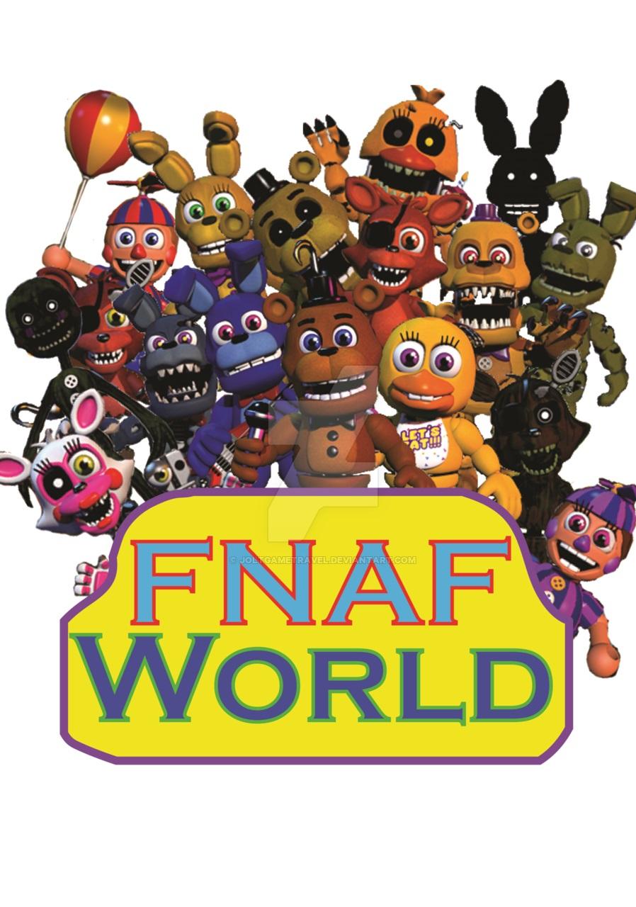 Five Nights at Freddy's World (Video Game 2016) - IMDb