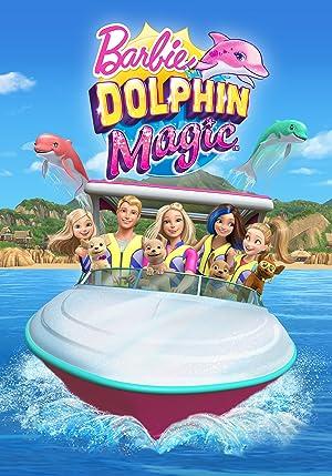 Barbie e os Golfinhos Mágicos Dublado