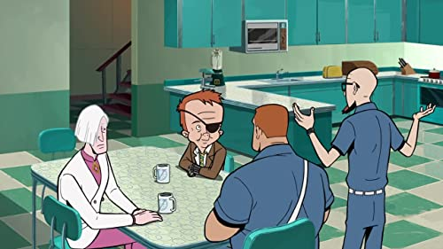 The Venture Bros.: What Color Is Your Cleansuit?