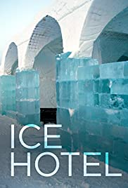 The Ice Hotel Poster