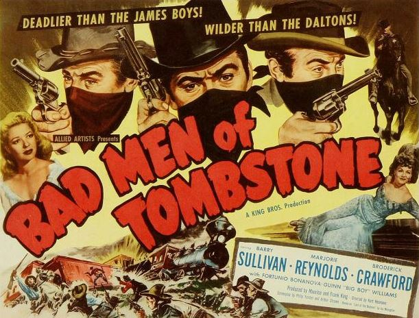 Badmen of Tombstone (1949)