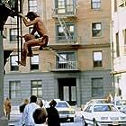 Joe Lara in Tarzan in Manhattan (1989)