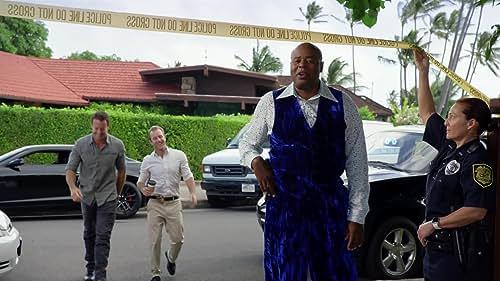Hawaii Five-0: Black Eye On A Date