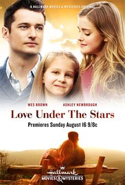 Ashley Newbrough, Wes Brown, and Jaeda Lily Miller in Love Under the Stars (2015)
