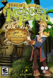 Tales of Monkey Island: Chapter 1 - Launch of the Screaming Narwhal Poster