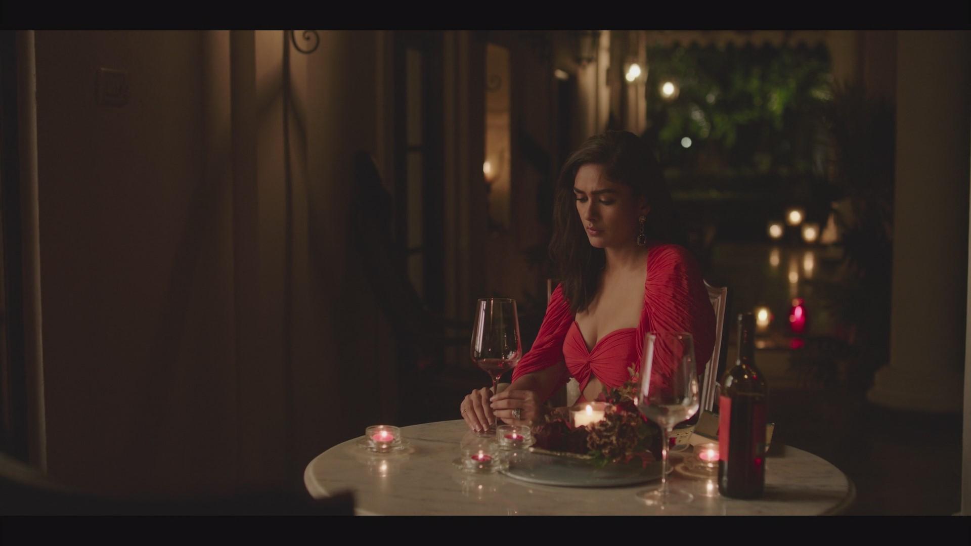 Mrunal Thakur in Ghost Stories (2020)
