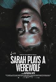 Sarah joue un loup garou Poster