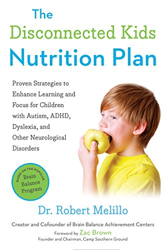 Buch: The Disconnected Kids Nutrition Plan