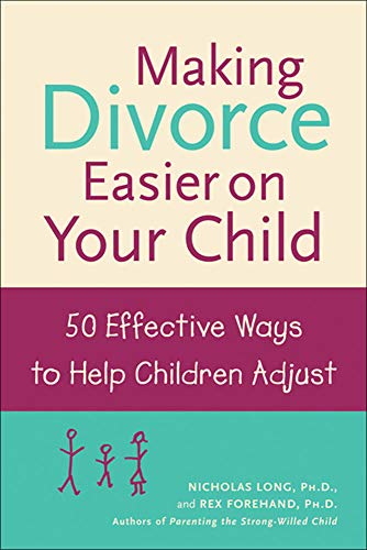 Makign Divorce Easier on Your Child   Beanstalk Single MUms