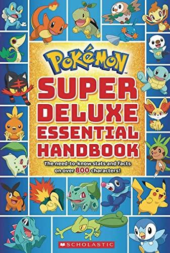 Pokémon Super Deluxe Essential Handbook