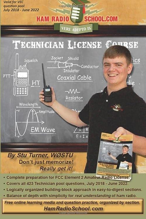 Ham Radio Technician License Course