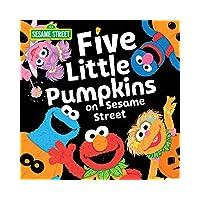 Deals on Five Little Pumpkins on Sesame Street: A Halloween Storybook