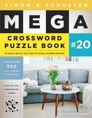 Simon & Schuster Mega Crossword Puzzle