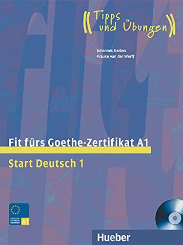 تحميل كتاب  ( pdf FIT FÜR FIT)  نماذج امتحانات جوتة لمرحلة (A1)