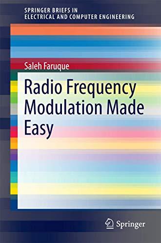 book: radio freqency modulation made easy