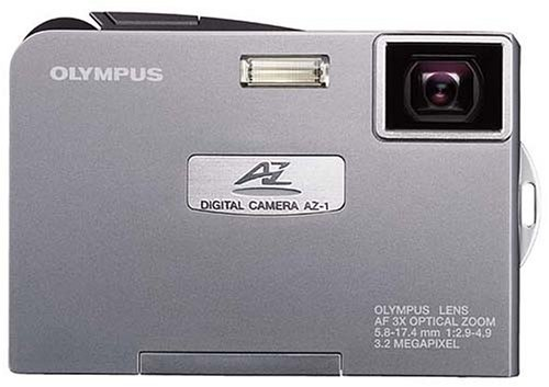 Amazon.co.jp: エレクトロニクス: OLYMPUS CAMEDIA AZ-1
