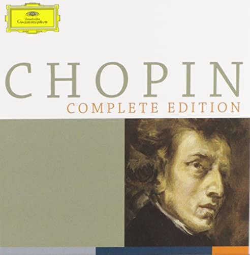 Amazon | Chopin Complete Edition | Various Artists, ショパン, ツィマーマン, アラウ, ウゴルスキ, アシュケナージ, マリア・ジョアン・ピリス, ポリーニ, アルゲリッチ | 交響曲・管弦楽曲・協奏曲 | 音楽