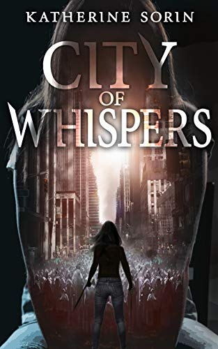 Free eBook - City of Whispers