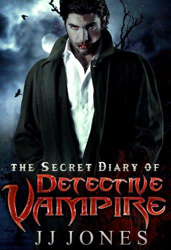 Free eBook - The Secret Diary Of Detective Vampire