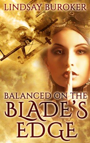 Free eBook - Balanced on the Blade s Edge