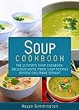 Free eBook - Soup Cookbook