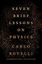 Seven Brief Lessons on Physics cover image