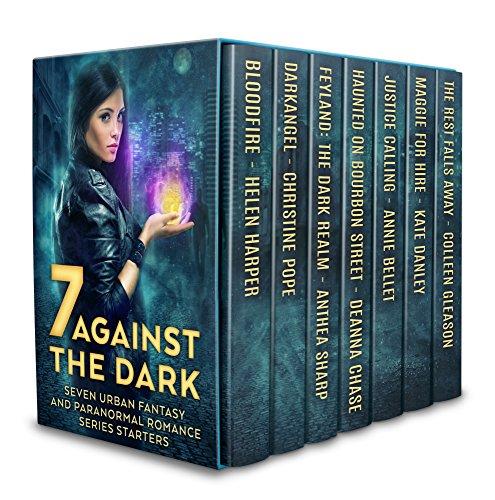 Free eBook - Seven Against the Dark