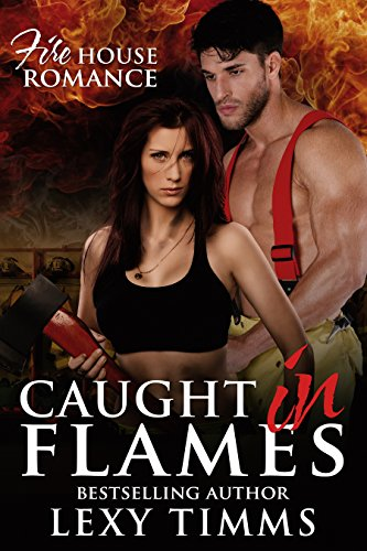 Free eBook - Caught in Flames
