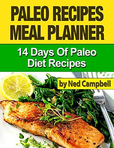 Free eBook - Paleo Recipes Meal Plan