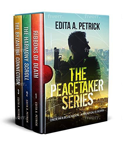 Bargain eBook - The Peacetaker Boxset