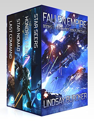 Free eBook - The Fallen Empire Omnibus Books 1 3