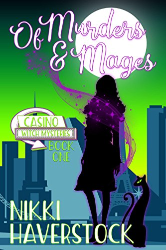 Free eBook - Of Murders and Mages