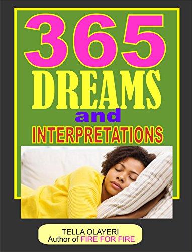 Free eBook - 365 Dreams And Interpretations