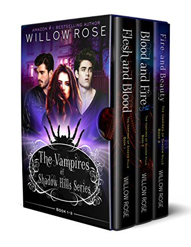Free eBook - The Vampires of Shadow Hills Series  Book 1 3