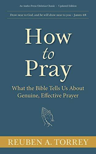 Free eBook - How to Pray