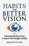 Bargain eBook - Habits for Better Vision