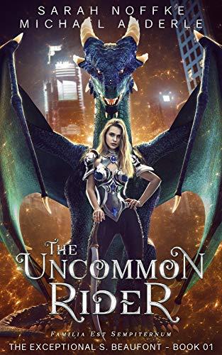 Free eBook - The Uncommon Rider
