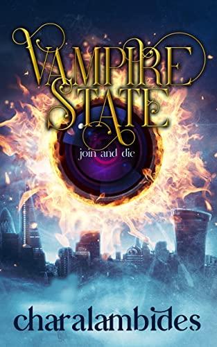 Bargain eBook - Vampire State