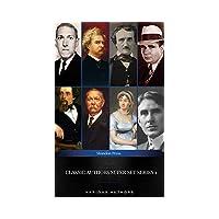 Deals on Classic Authors Super Set Series 1 Kindle Edition