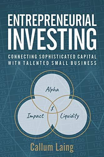 Bargain eBook - Entrepreneurial Investing