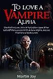Bargain eBook - To love a Vampire Alpha