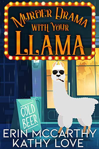 Free eBook - Murder Drama With Your Llama